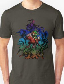 Majora's Mask - Colored Unisex T-Shirt