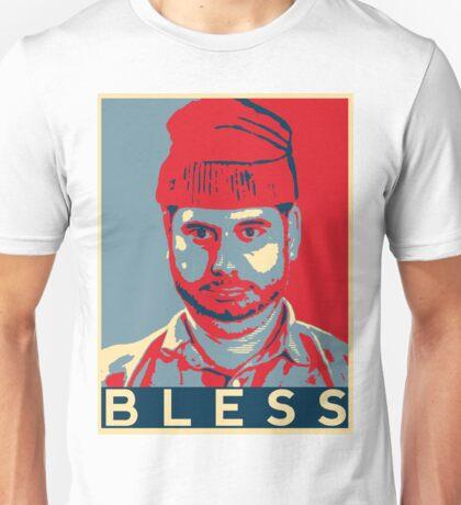 Vote For Bless Unisex T-Shirt