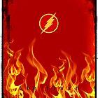 The Flash by fantasytripp