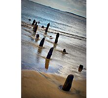 Once Upon A Dock Photographic Print