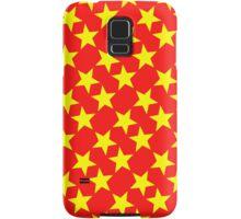 YELLOW STARS Samsung Galaxy Case/Skin