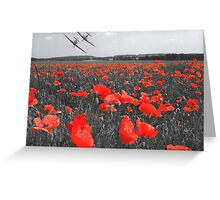 The Few - Includes donation to the Poppy Appeal Greeting Card
