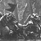 Ulysses S. Grant Memorial -  Artillery Group by Matsumoto