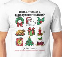 PAGAN CHRISTMAS - (Full text) Unisex T-Shirt