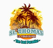 St. Thomas The Last Paradise Unisex T-Shirt
