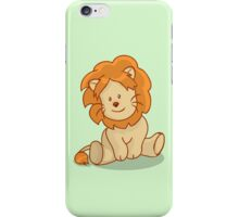 EVERYBODY WANTS TO BE A LION! iPhone Case/Skin