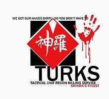 Turks (Final Fantasy VII - ShinRa's Finest) [Light Version] by btwn3reds