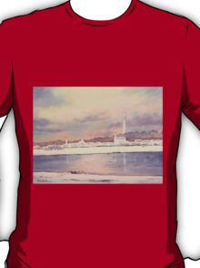 Provincetown Evening Lights T-Shirt
