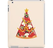 Pizza on Earth - Vegetarian iPad Case/Skin