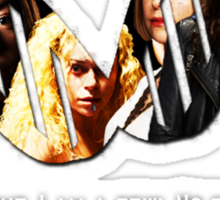 Who Am I? || Orphan Black  Sticker
