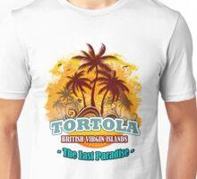 Tortola The Last Paradise Unisex T-Shirt
