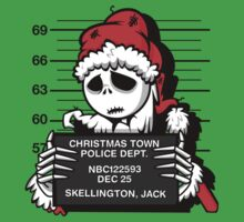 Jack's Nightmare After Christmas T-Shirt