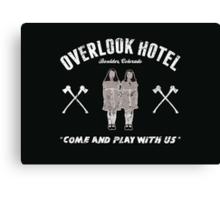 Overlook Hotel Canvas Print