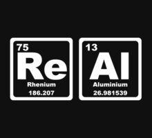 Real - Periodic Table by graphix