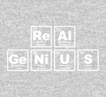 Real Genius - Periodic Table One Piece - Short Sleeve