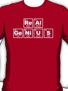 Real Genius - Periodic Table T-Shirt
