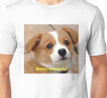 BARKS INTERNALLY Unisex T-Shirt