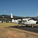 De Havilland Canada DHC-6 Twin Otter by Bryan D. Spellman