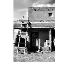 Taos Pueblo Study 6 Photographic Print