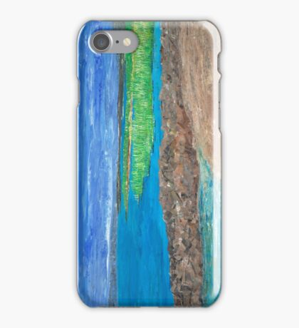 Peaceful Moment, rotated iPhone Case/Skin