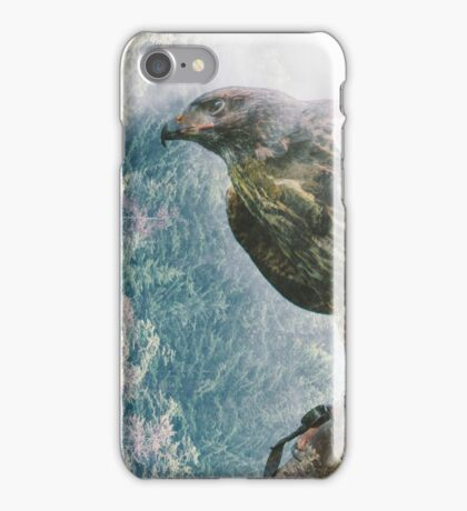 Animal Spirit: Hawk iPhone Case/Skin