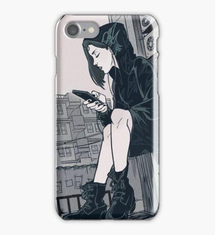 It follows iPhone Case/Skin