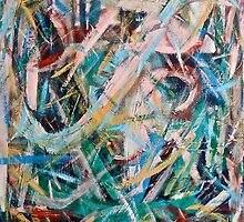 Abstraction by Scott Johnson