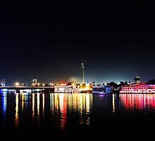 Zamalek - Cairo by heinrich