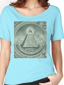 Illuminati and Biscuits Women's Relaxed Fit T-Shirt