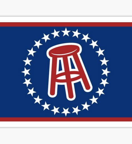 Barstool Sports Sticker Sticker