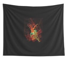 WDV - 116 - Anemone Wall Tapestry