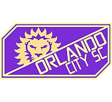 Orlando City Photographic Print