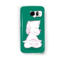 Yoga Puppy Samsung Galaxy Case/Skin