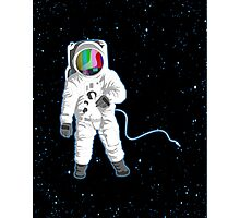 Space Visual Odyssey Photographic Print