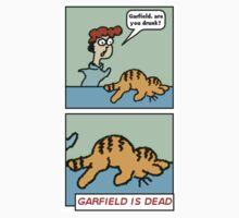 GARFIELD IS DEAD by heyericamay