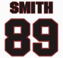 NFL Player Steve Smith eightynine 89 T-Shirt