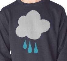 Rain Cloud Pattern Pullover