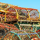 Lobster Pots by MikeSquires