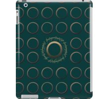 We all need the one ring (no title version) iPad Case/Skin
