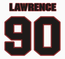NFL Player Demarcus Lawrence ninety 90 by imsport