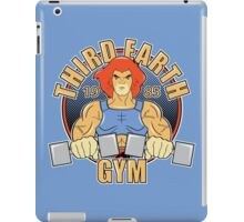 Third Earth Gym iPad Case/Skin