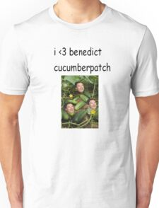 benedict cucumberpatch Unisex T-Shirt