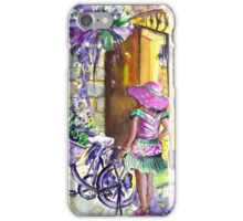 Lavanda Di Venzone In Bergamo iPhone Case/Skin
