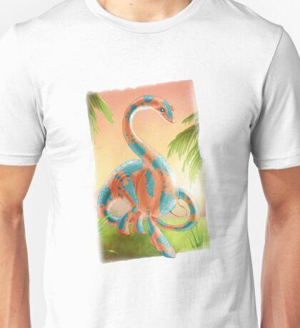 Colourful dinosaur Unisex T-Shirt