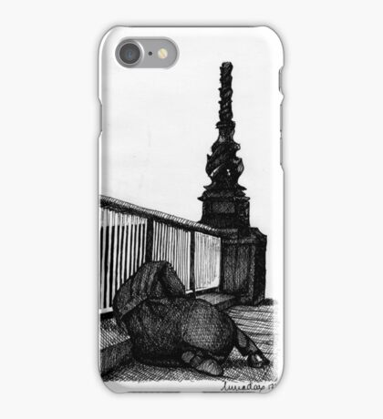 Your life is not your own iPhone Case/Skin