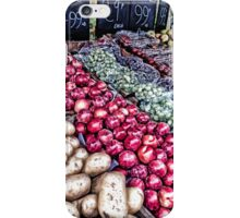 The greengrocers iPhone Case/Skin