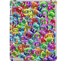 ABC iPad Case/Skin