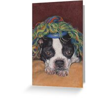 Feeling Silly Greeting Card