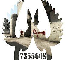 CS:GO CT LOGO w/ Bomb code by TheNTRX