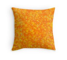 Champaigne Bubbles Throw Pillow